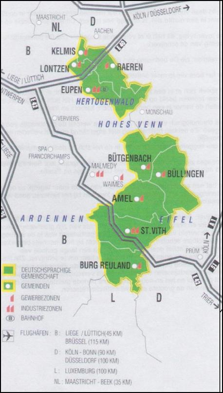 Wie Erfahren Die Bewohner Der Deutschsprachigen Gemeinschaft Ihre