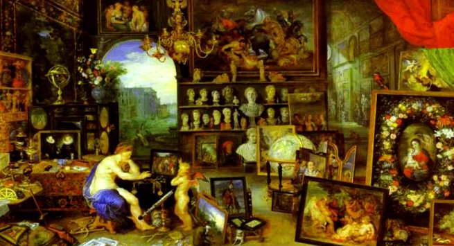 Het edele vermaak de jacht in de spaanse nederlanden onder de aartshertogen philippe - Schilderij in de kamer ...